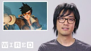 Download Every Overwatch Hero Explained by Blizzard's Michael Chu | WIRED Mp3 and Videos