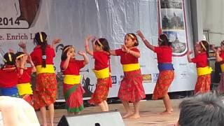 Melbourne Nepalese festival 2014-Mai chori sundari