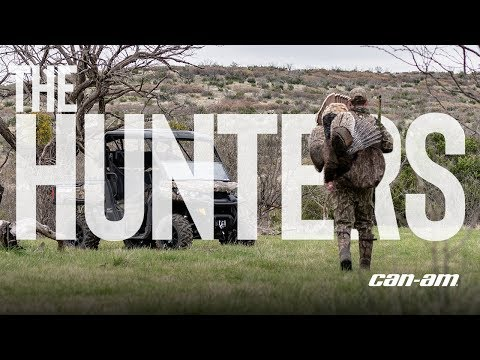 THE HUNTERS - Turkey Hunt In Texas