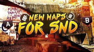New SnD DLC Maps FINALLY! - WW2
