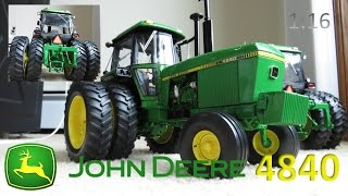 John Deere 4840 Precision Elite Series 1:16 Scale