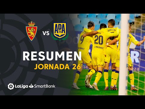 Zaragoza Alcorcón Goals And Highlights