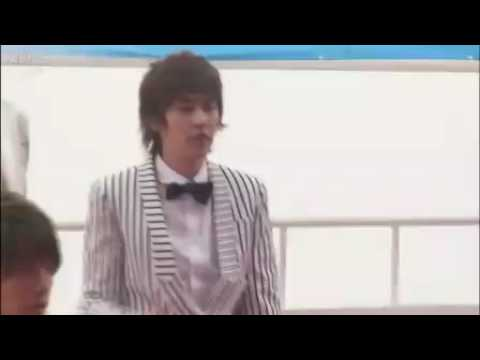 [Fancam] 090603 Youth International Film Festival Opening Ceremony '너라고' (Kyuhyun)