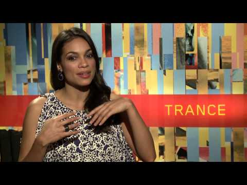 Rosario Dawson Interview for TRANCE