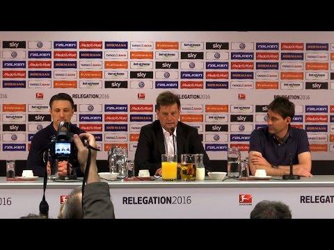 Pressekonferenz nach Frankfurt