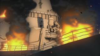 Морские сражения АМВ