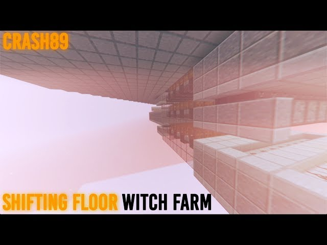 minecraft 1 13 witch farm