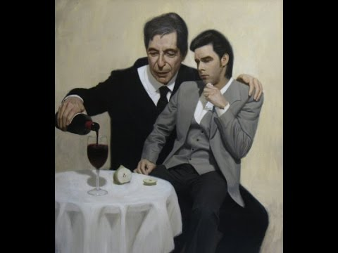 Nick Cave sings Leonard Cohen's I'm Your Man