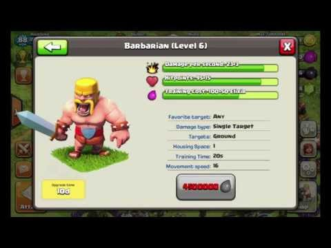 How To Upgrade Your Army In Clash Of Clans