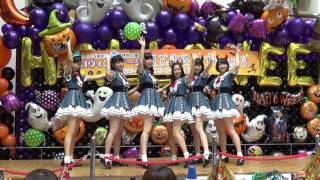 20151004 AKB48 チーム8 フューチャーシティ ファボーレ開業15周年記念イベント