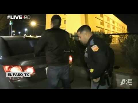 El Paso Women Caught With Pants Down in Texas Live PD