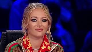 Jennifer Hudson   And I Am Telling You I'm Not Going  -Cristina Vasopol-X Factor-etapa 1