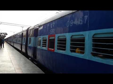 Tiruchchirappalli-Thiruvananthapuram Intercity express inauguration at TPJ on 15.07.2017