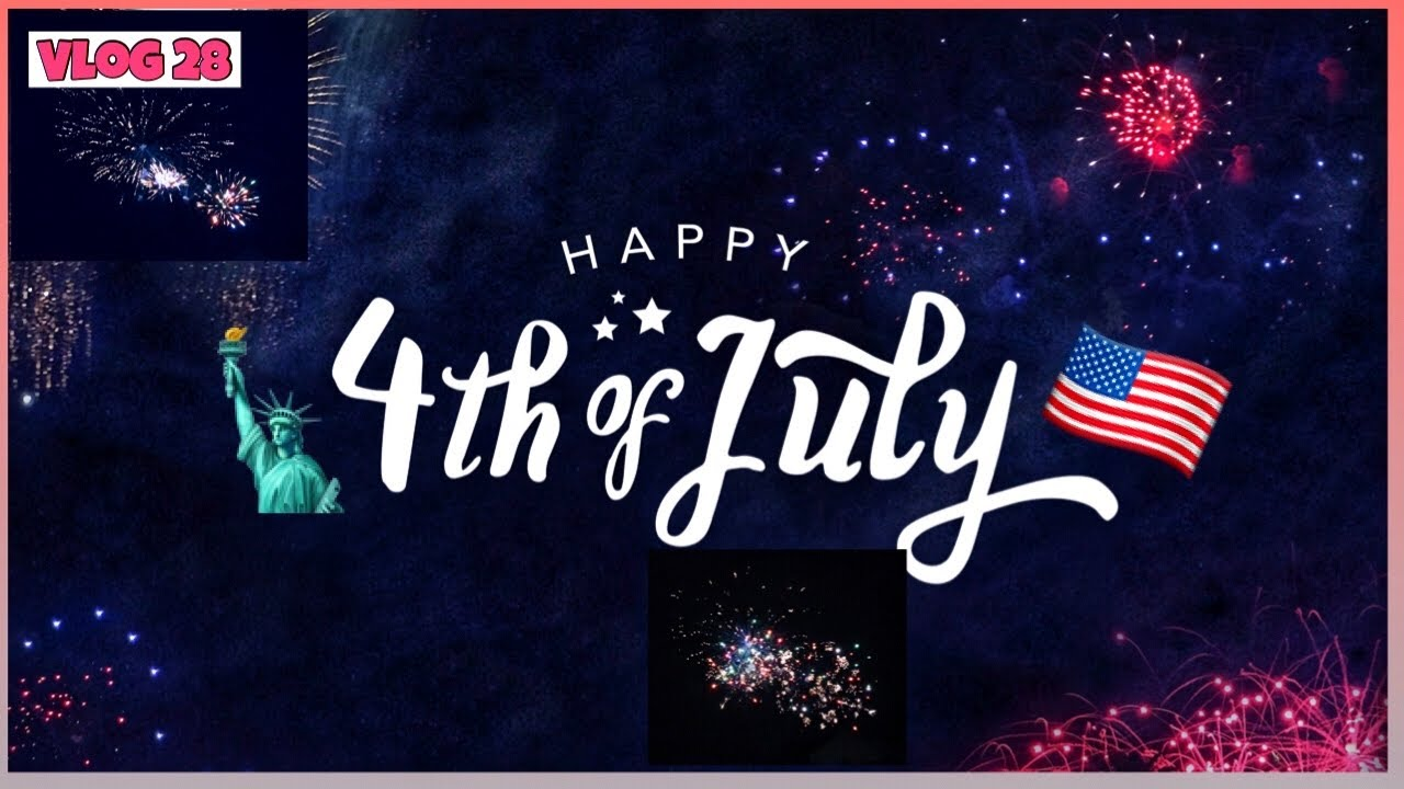 HAPPY FOUTH OF JULY | FILIPINA MOM SA AMERICA | July 6, 2020