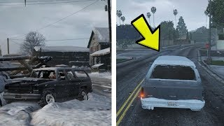 WHAT HAPPENS IF YOU GO BACK TO LOS SANTOS IN THE PROLOGUE? (GTA 5)