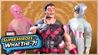 Wonder Man's Secret Wars – Marvel Super Heroes: What The--?! Ep 42