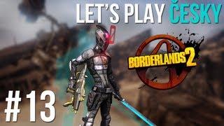 let s play česky borderlands 2 dl 13 akce a reakce