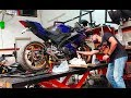 Yamaha R15 V3 Radiator Guard Unboxing And Installation | How To Buy In India?