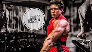 Rutina de Tríceps HARDCORE + FRUTEINA