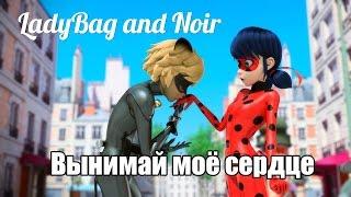 LadyBag & Cat Noir -   Вынимай моё сердце  