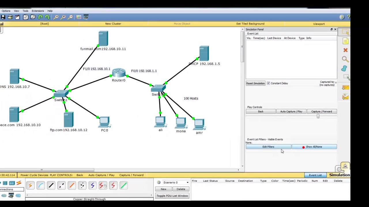 hight resolution of application layer protocols 2 dhcp