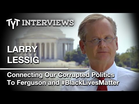 "Larry Lessig On How The ""Tyrannical"" US Gov"