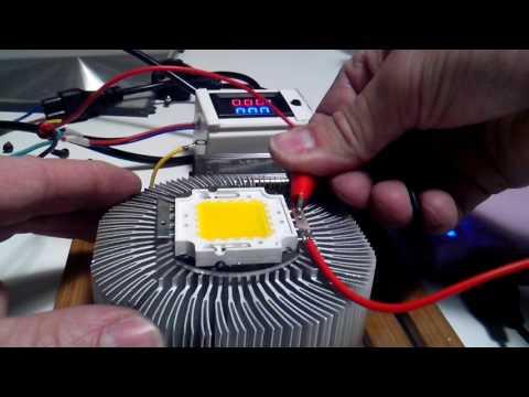 Апгрейд проектора 3М 2000,замена лампы на светодиод