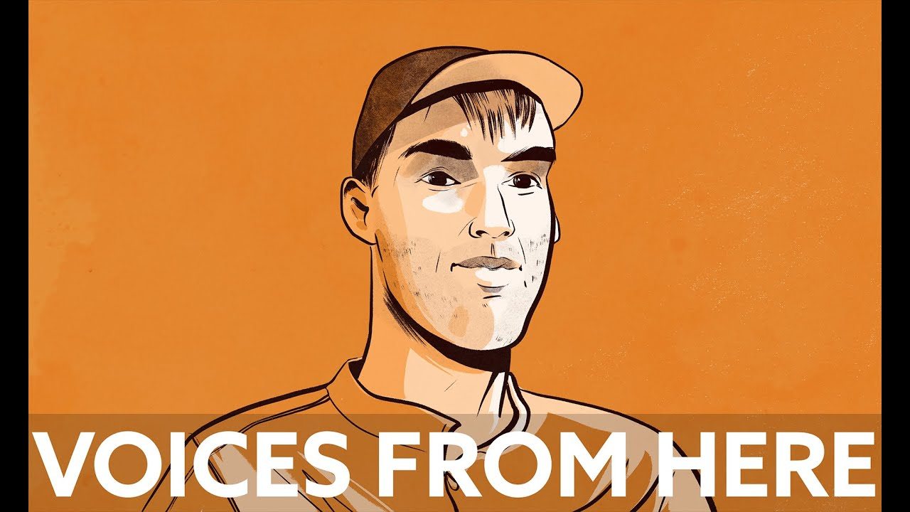 Voices From Here: Russell Myers Ross