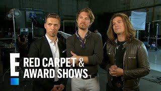 "Hanson Talks ""MMMBop"" Nearly 20 Years Later 