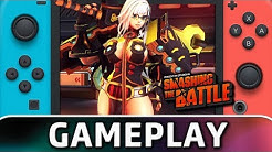 Smashing The Battle | First 20 Minutes on Switch