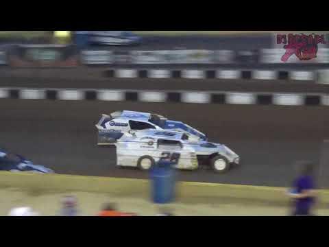 Salina Speedway - 7-27-18 - CSR Mfg. Sport Mod A Feature