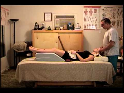 woman Health Massage