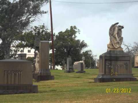 Calvary Cemetery Los Angeles CA