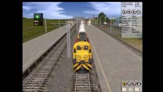 On a louper les deux premiers scénario - Trainz RAILROAD SIMULATOR 2004