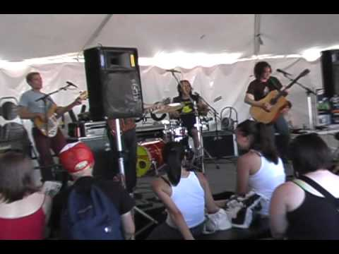 Jupiter Sunrise - Casey at Sacramento Warped Tour 2005
