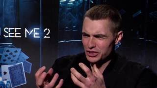Dave Franco discusses THE ROOM and playing Mark in THE DISASTER ARTIST