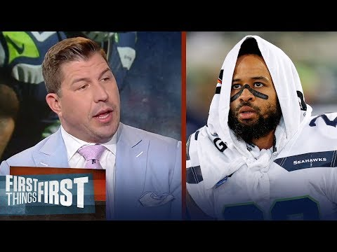 David Diehl on Earl Thomas giving the Seattle Seahawks an ultimatum | NFL | FIRST THINGS FIRST