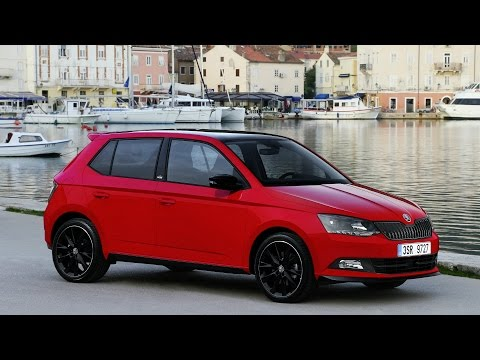 2016 Skoda Fabia Monte Carlo Drive and Design