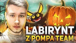 HALLOWEENOWY LABIRYNT Z POMPA TEAM!