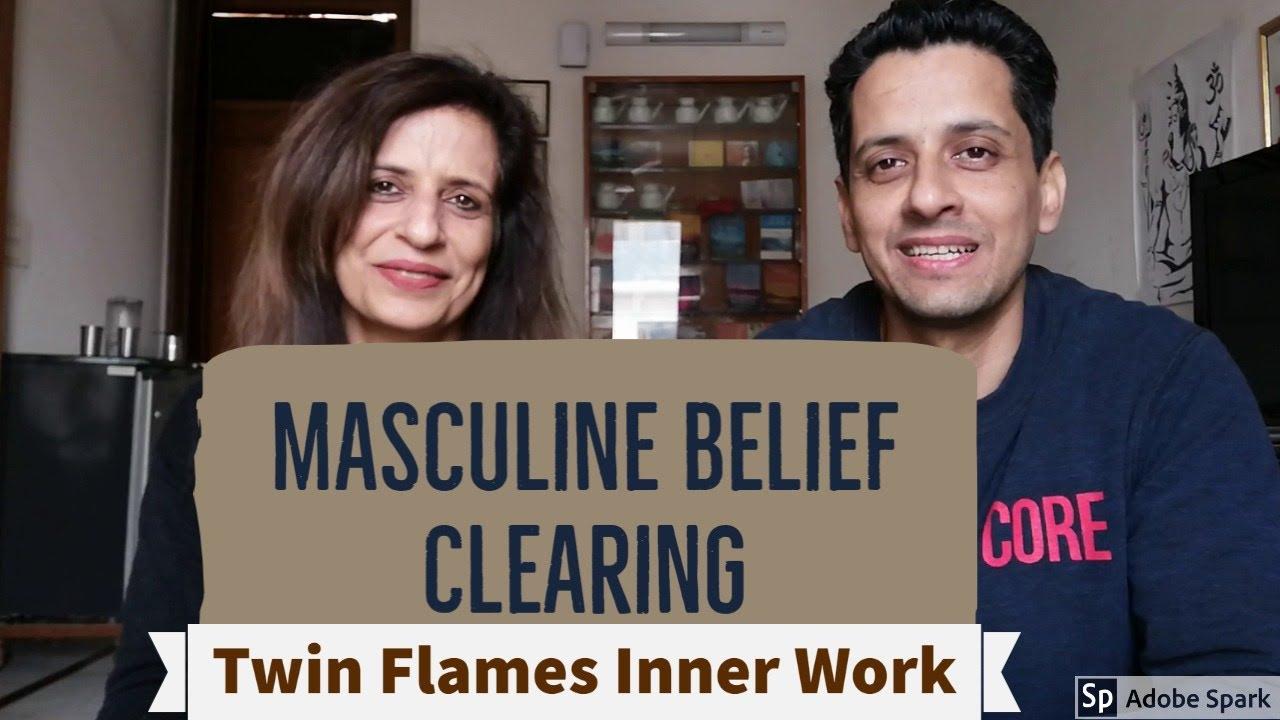 (HINDI) Live Masculine Belief Clearing | Ritu OM | Jnana Param