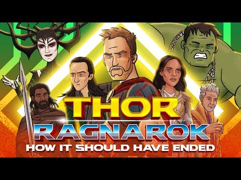 How Thor Ragnarok Should Have Ended