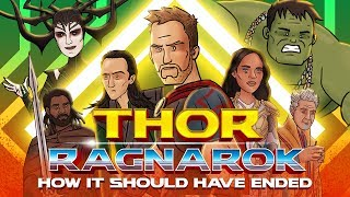 How Thor Ragnarok Should Have Ended thumbnail