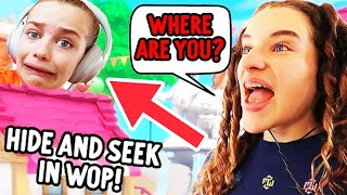 HIDING IN SECRET SPOTS IN WORLD OF PETS (Hide And Seek Game) w/ The Norris Nuts