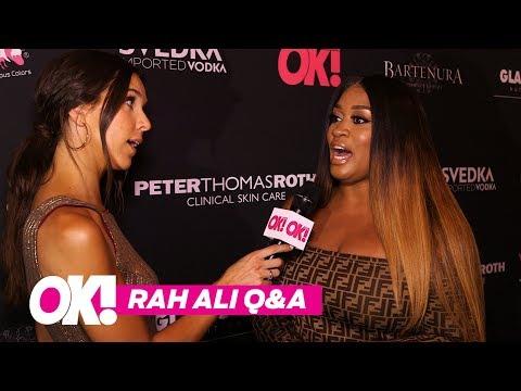 Rah Ali Talks Fashion & Friendship With Nicki Minaj