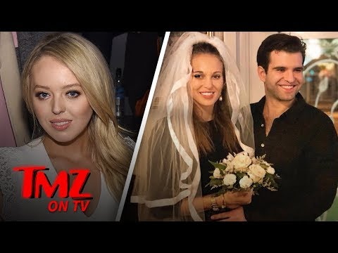 Tiffany Trump - A Sexy Vegas Flower Girl?! | TMZ TV