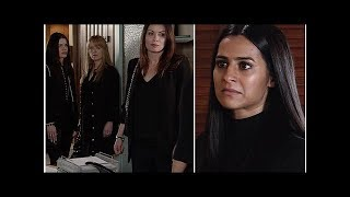 Coronation Street's Sair Khan reveals she was left 'scared and shaking' after vicious fight scene...