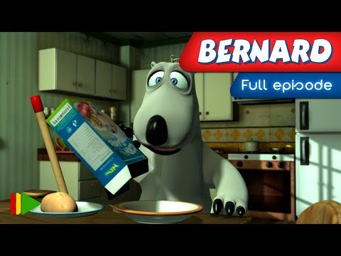 Bernard Bear (HD) - 15 - The Intruder
