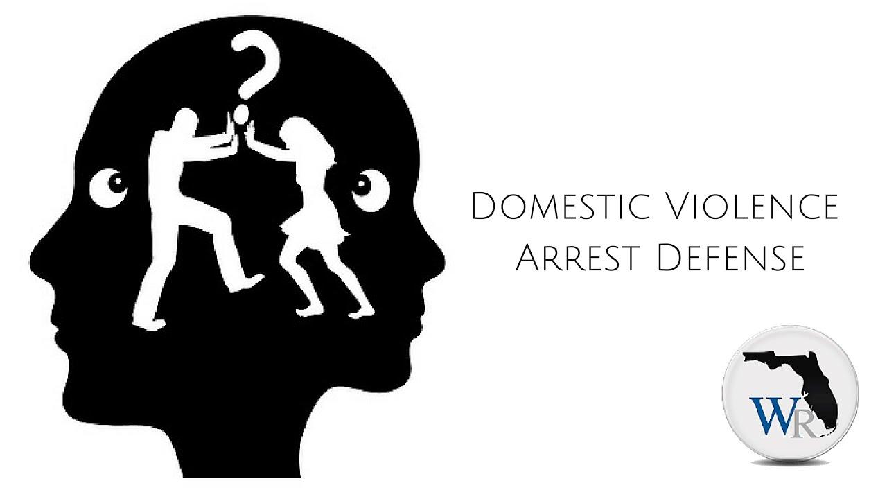 Domestic Violence Arrest Defense