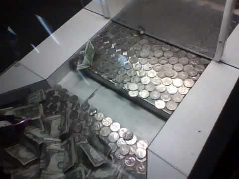 quarters machine