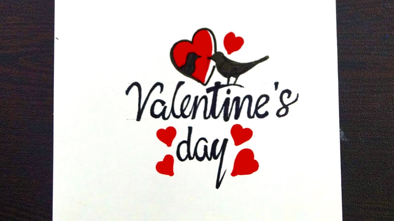 A what to valentine in write Writing a